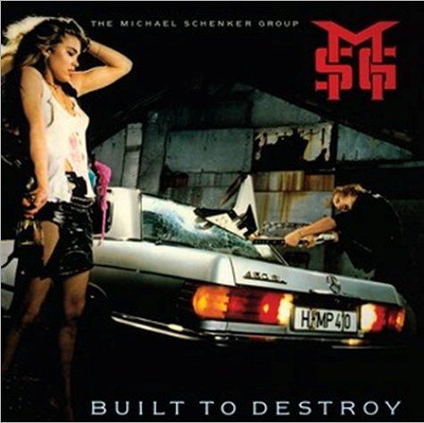 MSG - Built To Destroy