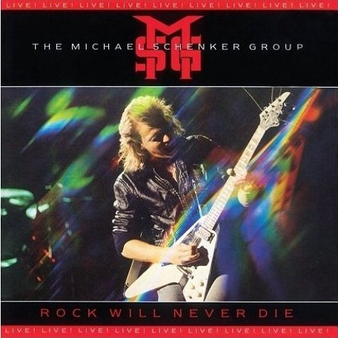 MSG - Rock Will Never Die