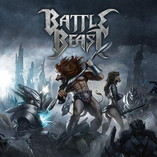 Battle Beast - self titled (2014)