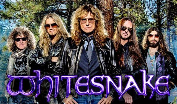 Whitesnake 2016